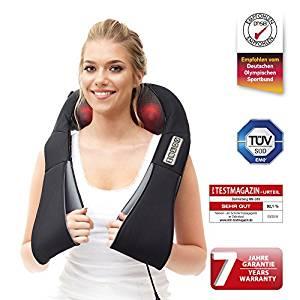 Massagegerät Test Platz 5