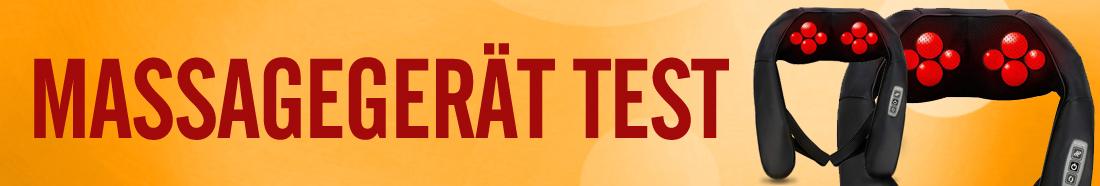 Shiatsu Massagegerät Testsieger Top 5 Preisvergleich